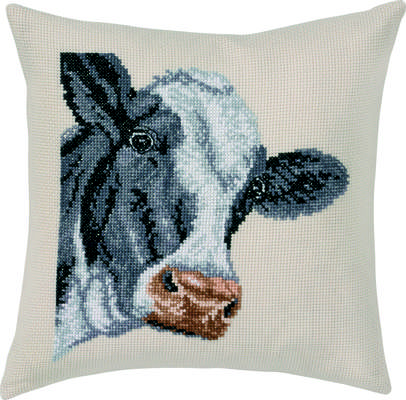 Cow Cushion Cover - click for larger image