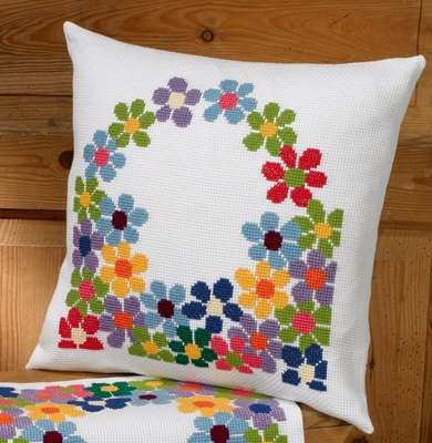 Anemones Cushion - click for larger image