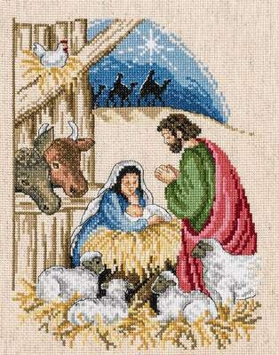 Baby Jesus - click for larger image
