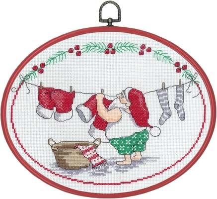 Elf Washing - click for larger image