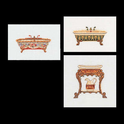 Washstand and Baths