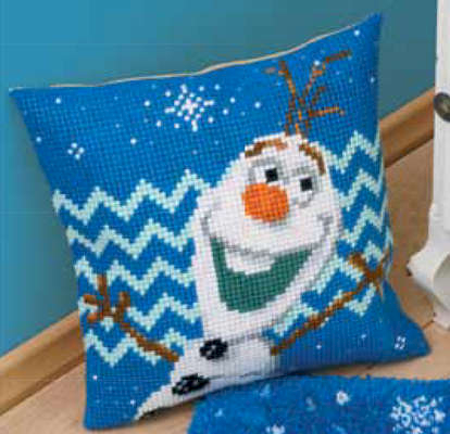 Olaf Cushion Cover Kit