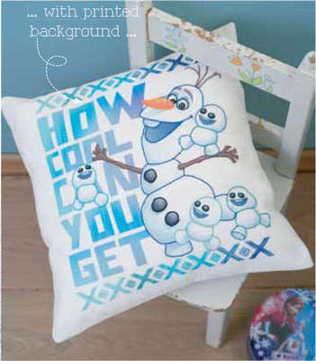 How Cool Can You Get Cushion Cover