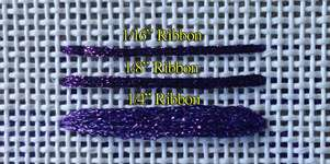 Ribbon sizes